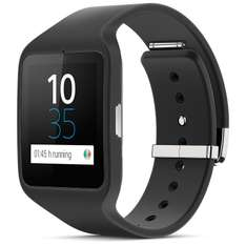 Montre connectée Sony Smartwatch 3 (ODR 50€)