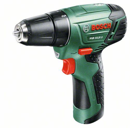 Nombreux produits Bosch à - 40% - Ex: Perceuse-visseuse sans fil Bosch PSR 10.8 LI