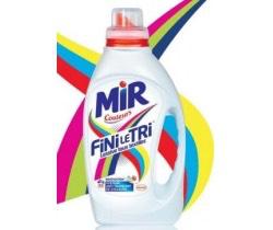 """Lessive liquide Mir Couleurs """"fini le tri"""" (avec ODR 50% + CDR de 2€)"""