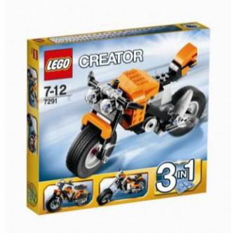 Lego Creator 3 en 1 - 7291 - La moto