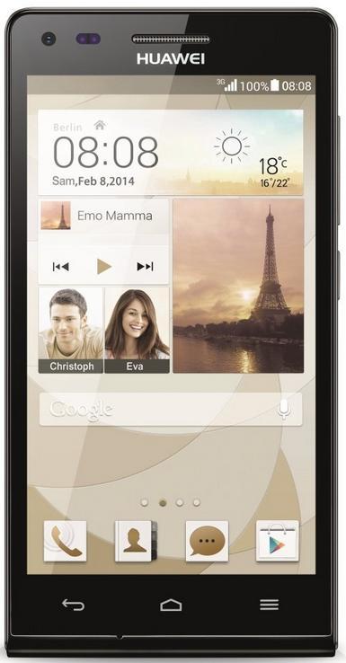 """Smartphone 4,5"""" Huawei Ascend P7 Mini - 8Go"""