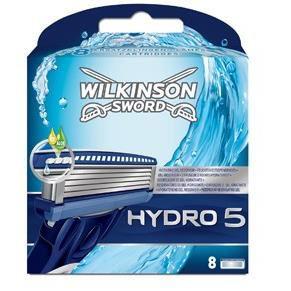Lot de 8 lames de  Rasoir Wilkinson Hydro 5