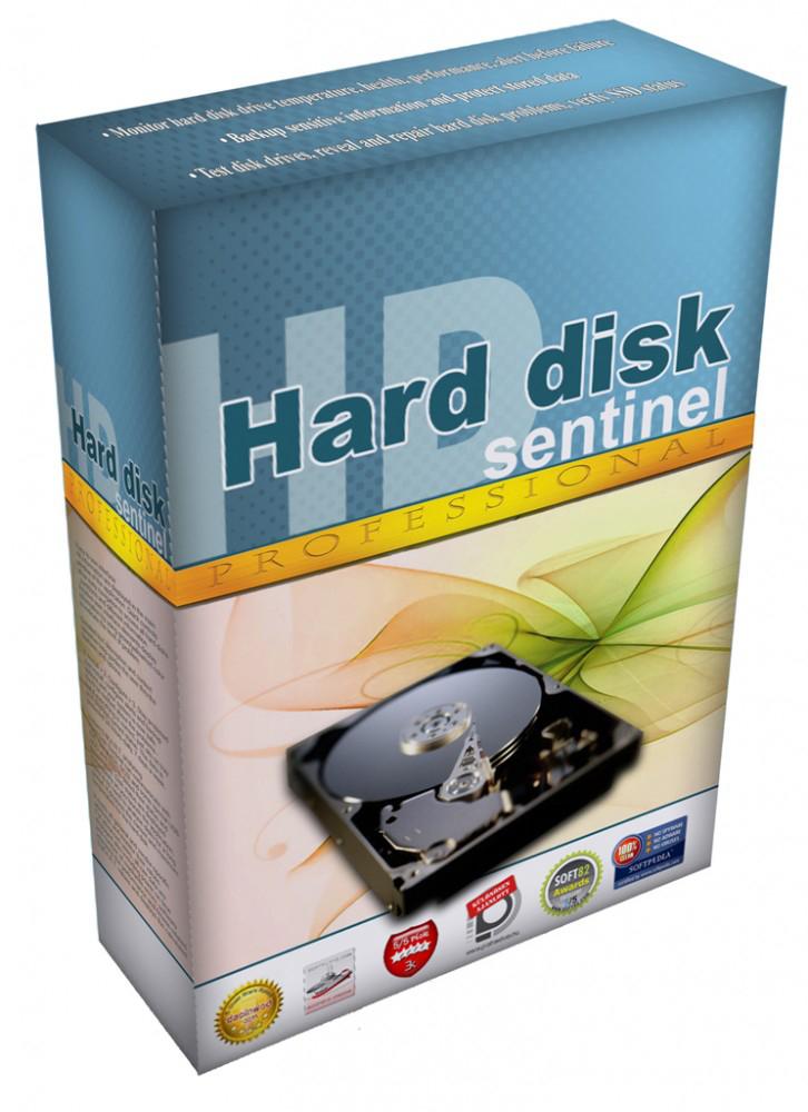 Logiciel Hard Disk Sentinel Professional gratuit