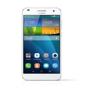 Smartphone Huawei Ascend G7 4G Argent ou Noir (Avec ODR de 50€)