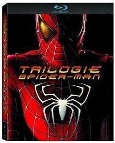 Trilogie Spider-Man en Blu-ray + Copie digitale