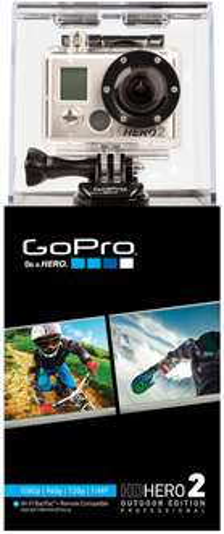Caméra GoPro 2 HD Hero Outdoor Edition