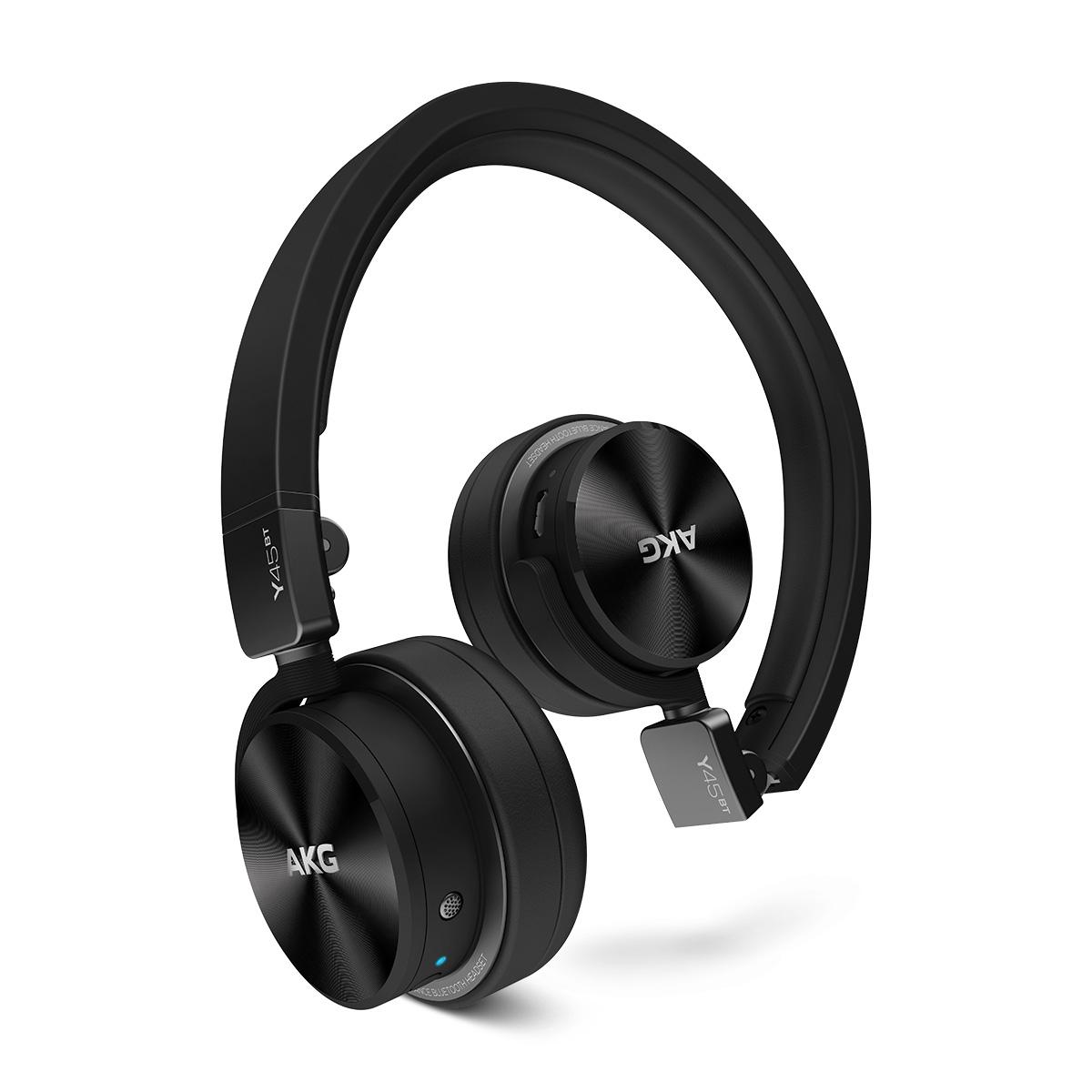 Casque Bluetooth AKG Y 45 BT Black