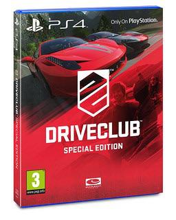 Drive Club - édition spéciale sur PS4