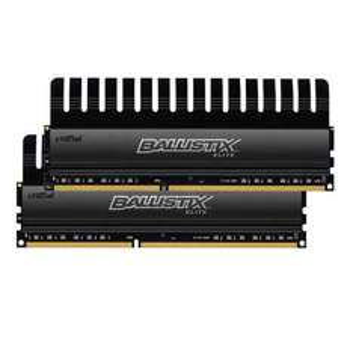 RAM Crucial Ballistix Elite 8 Go (2 x 4 Go) - DDR3 CAS 8 1600 MHz