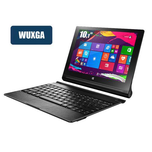 Tablette Yoga Tablet 2-10-51 + clavier 10,1'' - 32 Go - Win 8.1 - Noir