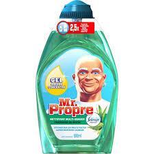Nettoyant ménager Mr Propre (BDR 1.40€)