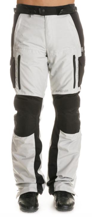 Sélection d'équipements moto en promo - Ex : Pantalon Bering  Alias noir et gris mi-saison