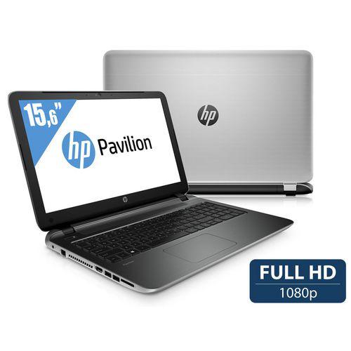 "PC portable 15.6"" HP Pavilion 15-P181NF - Full HD, i3 4Go RAM, Geforce 830M 2Go"