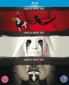 Coffret Blu-ray American Horror Story Saisons 1 à 3