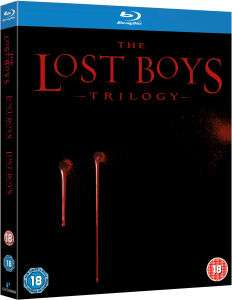 Coffret Blu-ray The Lost Boys