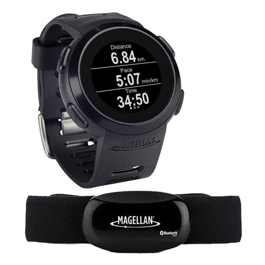 Montre sportive Magellan Echo Smart HRM - Bluetooth 4.0 + Ceinture de fréquence cardiaque