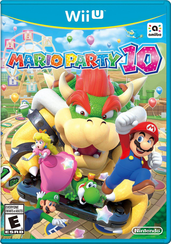 [Précommande] Mario Party 10 sur Wii U