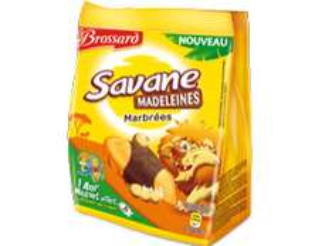 Madeleines Savane marbrées de Brossard
