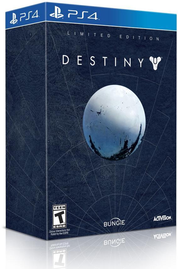 Destiny Edition Collector Limitée sur PS4 et XBOX One