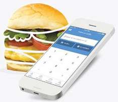 Un menu acheté = un burger offert payé via l'application Lydia