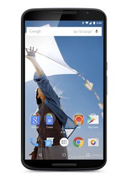 [Abonnés Free Mobile] Smartphone Motorola Nexus 6 32Go - Bleu nuit (avec ODR 100€)