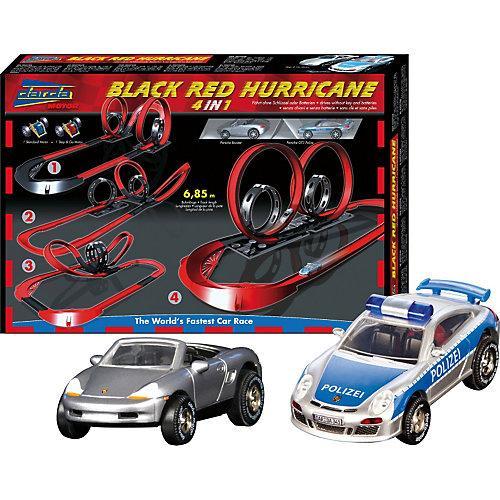 Circuit de voitures Black Red Hurricane  Darda