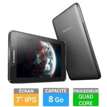 "Tablette tactile Lenovo 7"" A7-40 WIFI Noir (ODR 30€)"