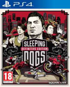 Sleeping Dogs Definitive Edition sur PS4 et XBOX One