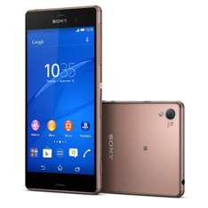"""Smartphone 5.2"""" Sony Xperia Z3 Cuivre - 4G (Android 4.4 - 16 Go)"""