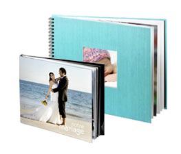 Livre photo Luxe 30 x 30 - 58 pages à 44.82€ ou 118 pages