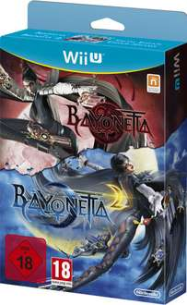 Pack Bayonetta 1 et 2 sur Wii U