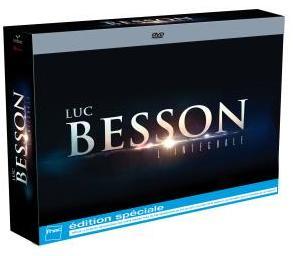 Intégrale Luc Besson 15 Blu-Ray et 1 DVD (+ 30€ en carte Cadeau et 30€ compte fidélité Adhérents)