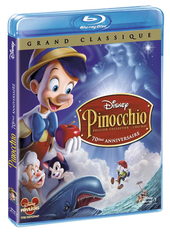 2 Blu-ray achetés = le 3ème offert (dont certains grands classiques Disney)