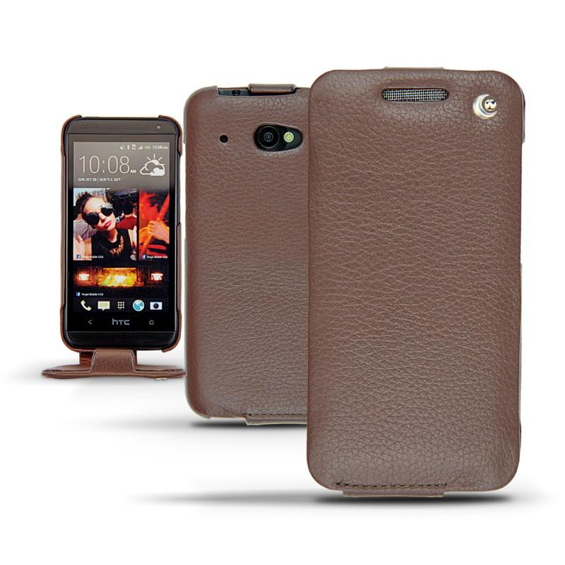 Etui Noreve Tradition en cuir pour HTC Desire 601, LG GPro2, Xperia ZL