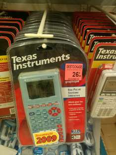 Calculatrice graphique Texas Instruments TI-76FR