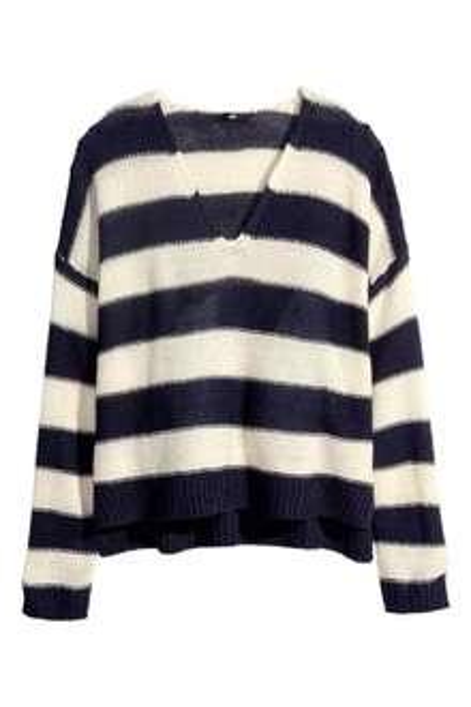 50% de réduction sur une sélection de vêtements - Ex : Pull en maille envers