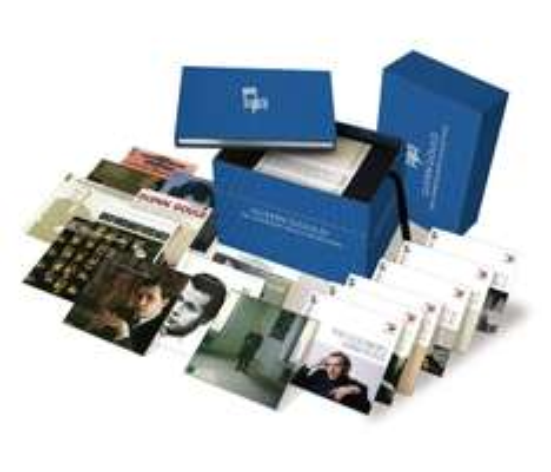 Coffret Glenn Gould - Bach Edition (38 CD + 6 DVD)