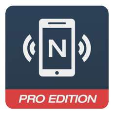 Application NFC Tools - Pro Edition sur Android