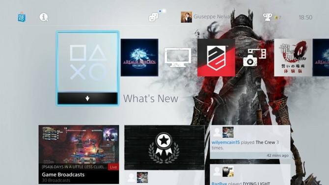 Thème Bloodborne pour PS4 gratuit
