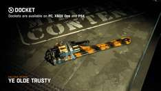 "Dying Light DLC ""Ye Old Trusty"" gratuit pour Steam/Xbox & PS4"