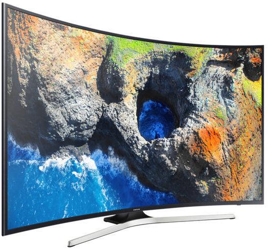 "TV 55"" Samsung 55MU6272 - 4K - HDR - Incurvée - Smart TV"