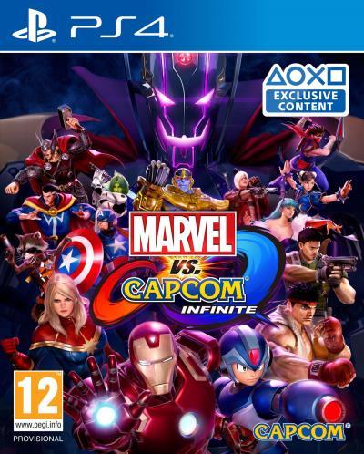 Marvel vs. Capcom Infinite sur PS4 ou Xbox One