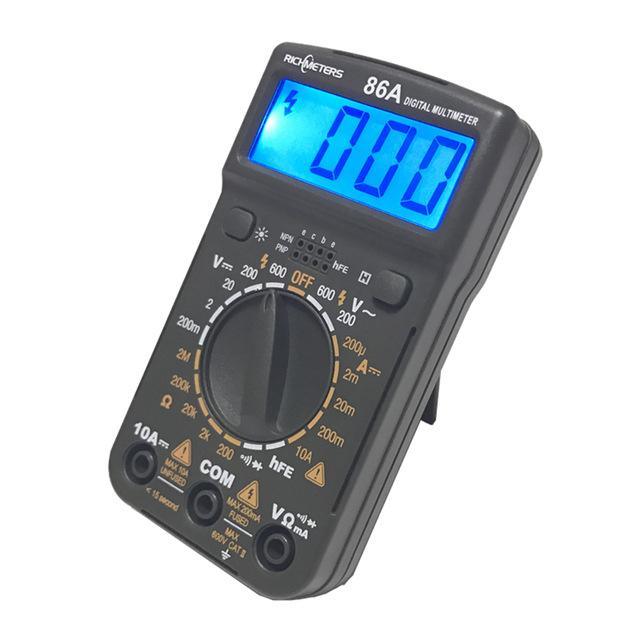Multimètre digital Richmeters RM86A