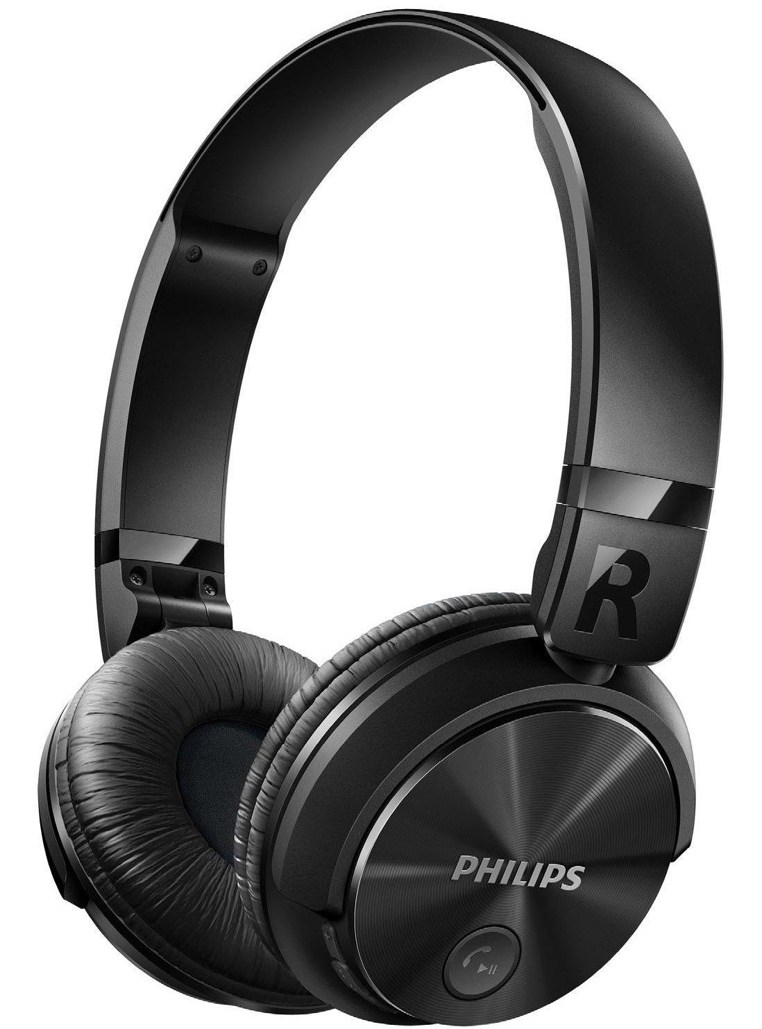 Casque Bluetooth Philips SHB3060BK avec micro