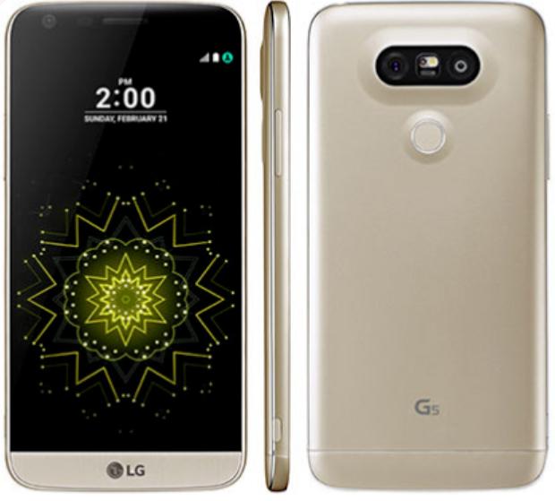 "Smartphone 5.3"" LG G5 H850 - 32 Go"