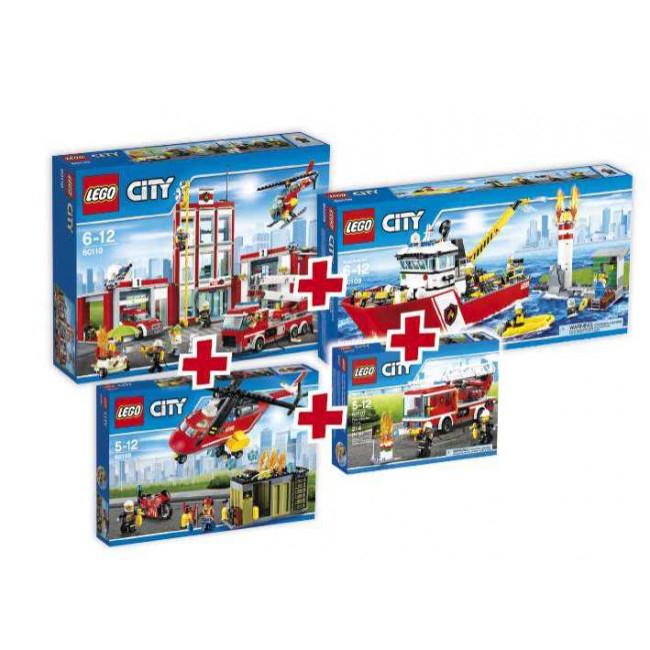 Sélection de Lego en promotion (Lego City, Star Wars, Batman Movie et DC Super Heroes)