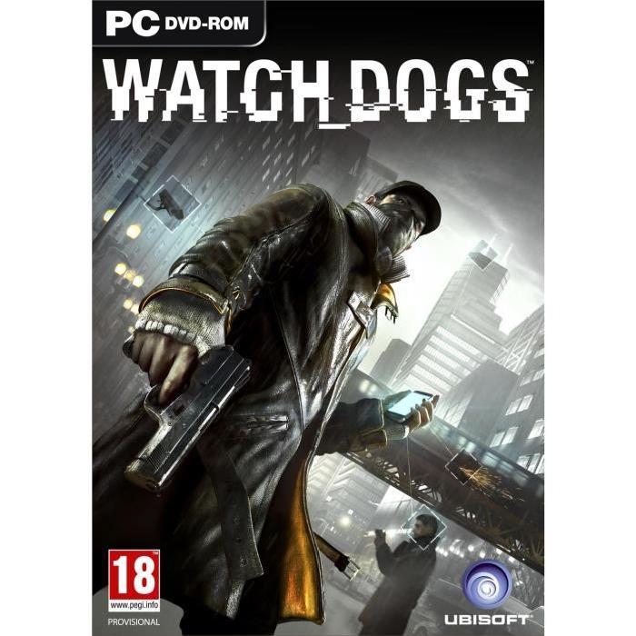 Jeu Watch Dogs sur PC