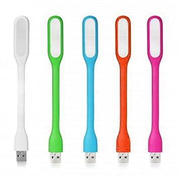 [Nouveaux clients] Lampe USB générique (couleur aléatoire) Gratuite