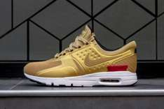 Chaussures Nike Air Max Zero WMN - or (du 36 au 44)