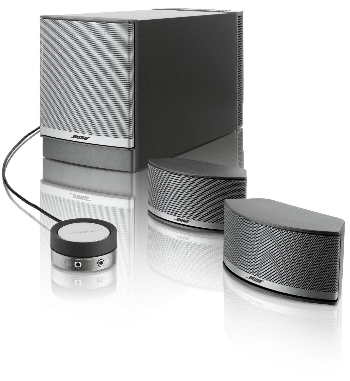 Système d'enceintes multimédia Bose Companion 5
